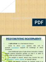 Pile Equipments