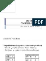 04 - Variabel Random
