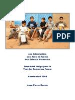 Une introduction aux jeux et jouets des enfants marocains