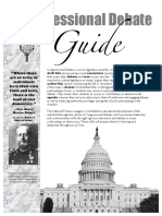 Congress Guide