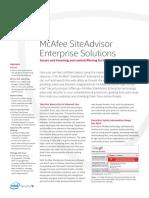 Ds Siteadvisor Enterprise