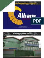 Albany Profile ( Gt ) Rev