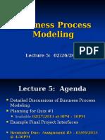 4 Analysis BusinessProcessModeling1