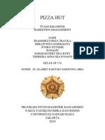 Pizza Hut Chp 21 Paper