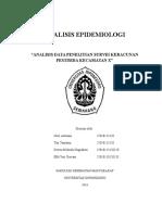 Analisis Penelitian Keracunan Pestisida