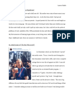 Literacy Vignettes Draft 1