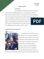 Literacy Vignettes Draft 2