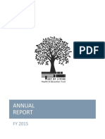 AOLHET Annual Report 2015