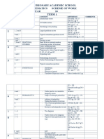 Maths Year 10 Scheme 2012 (Autosaved)