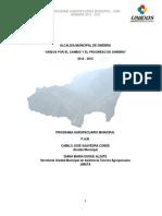 Programa Agropecuario Municipal 1