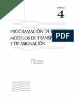 Capítulo 4. Programación de redes