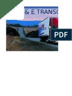 F & E TRANSCOM S.A.