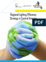 Regional Lighting Efficiency Strategy in Central America
