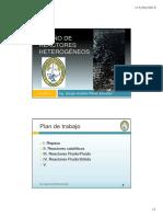 2 - Reactores Cataliticos- Estu - RH - SAPE - UCB 2015