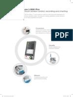 Brochure Buchi Interface I-300 Pro