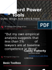 Word Styles For Legal Writing