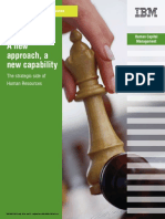 Reading 1-A New Approach, A New Capability the Strategic Side of HR