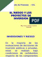 ANALISIS DE RIESGO en un Proyecto.ppt