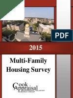 Cook Appraisal Survey 2015