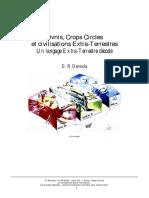 Denocla Denis Roger - Ovnis, Crop Circles Et Civilisations Extra-Terrestres Un Langage Extra-Terrestres Décodé
