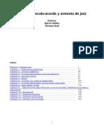 La teoría escala acorde y armonía de jazz.pdf