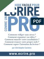 Ecrire Comme Un Pro.pdf