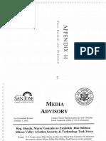 BRTF Aviation Security Appendix H