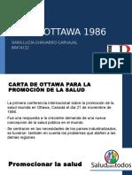 Carta Ottawa 1986