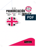 The Pronuntiation of English