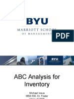16668798 ABC Analysis for Inventory