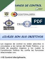 Tema 7 Los Organismos de Control
