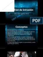 20 Test de Intrusión