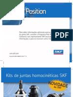 SKF Juntas Homocinéticas