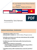 Smart Phone Market Analysis ASEAN 2013