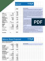 cafe intel balance sheet - sheet1