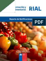 Reporte RIAL 2014