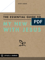 The Essential Guide to My New Life With Jesus by Scott Rubin