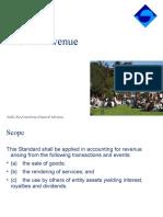 IAS 18 Revenue