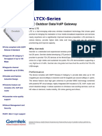 WLTCX Series Brochure