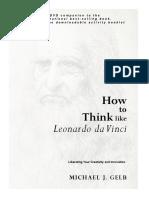 how to think like da vinci.pdf