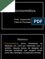 2 - psicossomatica - Transtorno Somatoforme - alunos.ppt