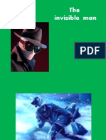 The Invisible Man Summary Pictures