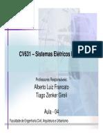CV631-Aula-4-2S-2012