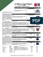 4.28.16 Minor League Report