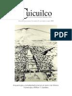 Revista Cuicuilco