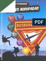 Desbravadores -Caderno de Atividades - Classes Agrupadas