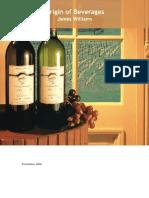 Williams, James - Origin of Beverages.pdf