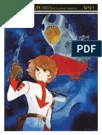 Animetech 01 Especial YAMATO