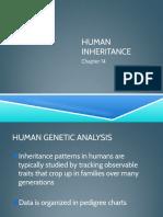 bio14human inheritance