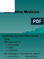 Alternative Med.ppt